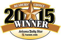 2015 Winner Best Florist Tucson