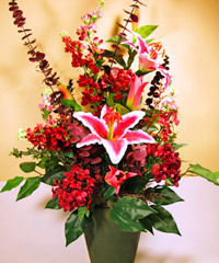 Photography of a Flower Arrangement