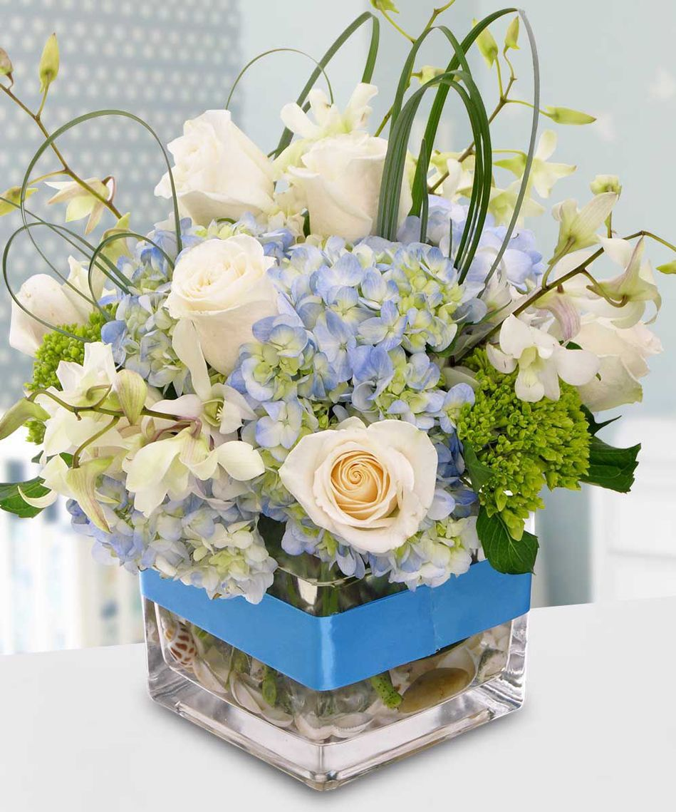 Baby Boy Gifts Flowers : Reception centerpieces